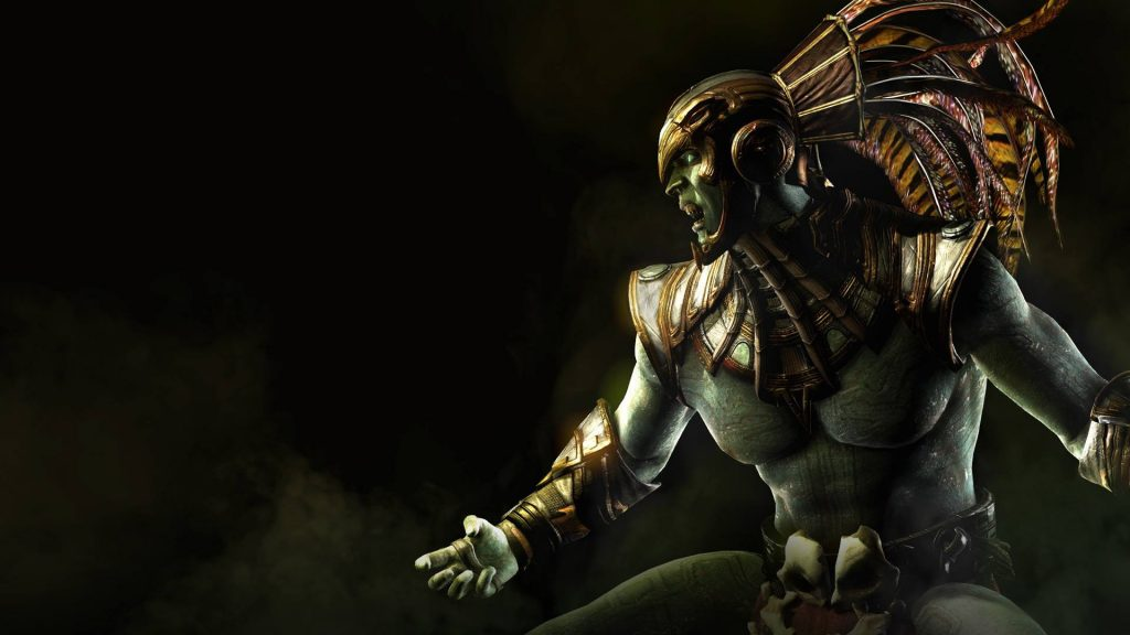 Mortal Kombat X Full HD Wallpaper