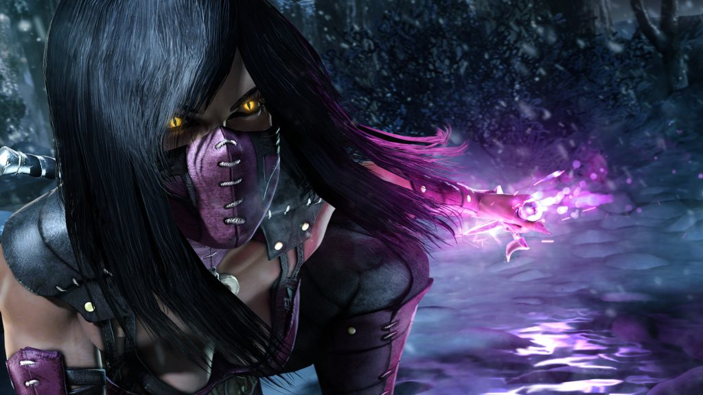 Mortal Kombat X 4K UHD Wallpaper