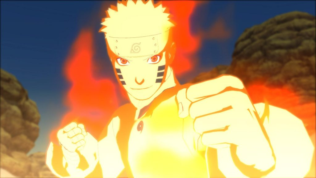Naruto Shippuden: Ultimate Ninja Storm 4 HD Full HD Wallpaper