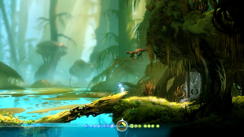 Ori And The Blind Forest 4K UHD Wallpaper