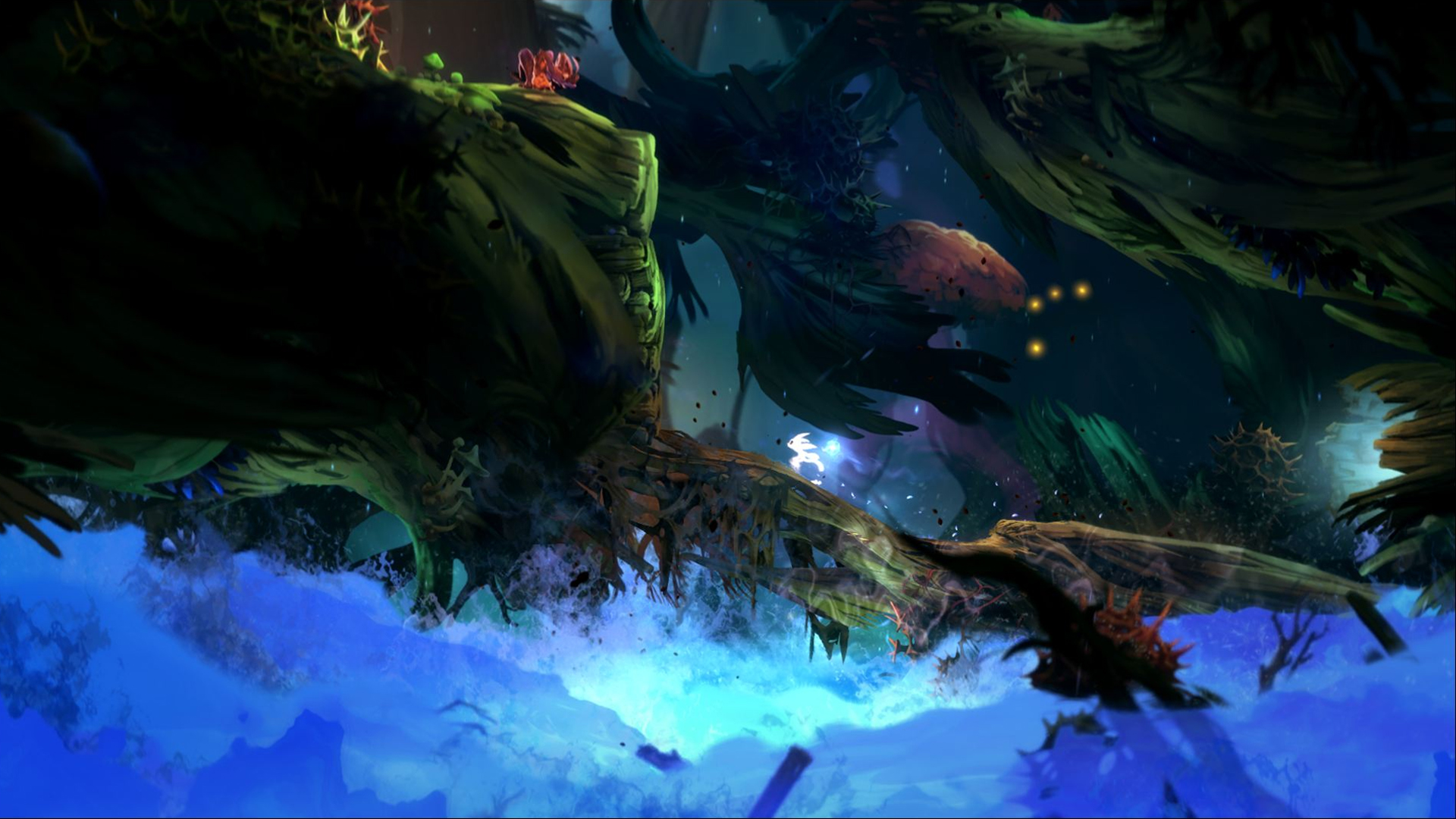 Ori And The Blind Forest Wallpapers Pictures Images