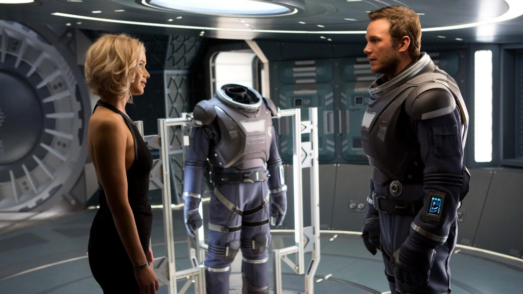 Passengers Full HD Wallpaper