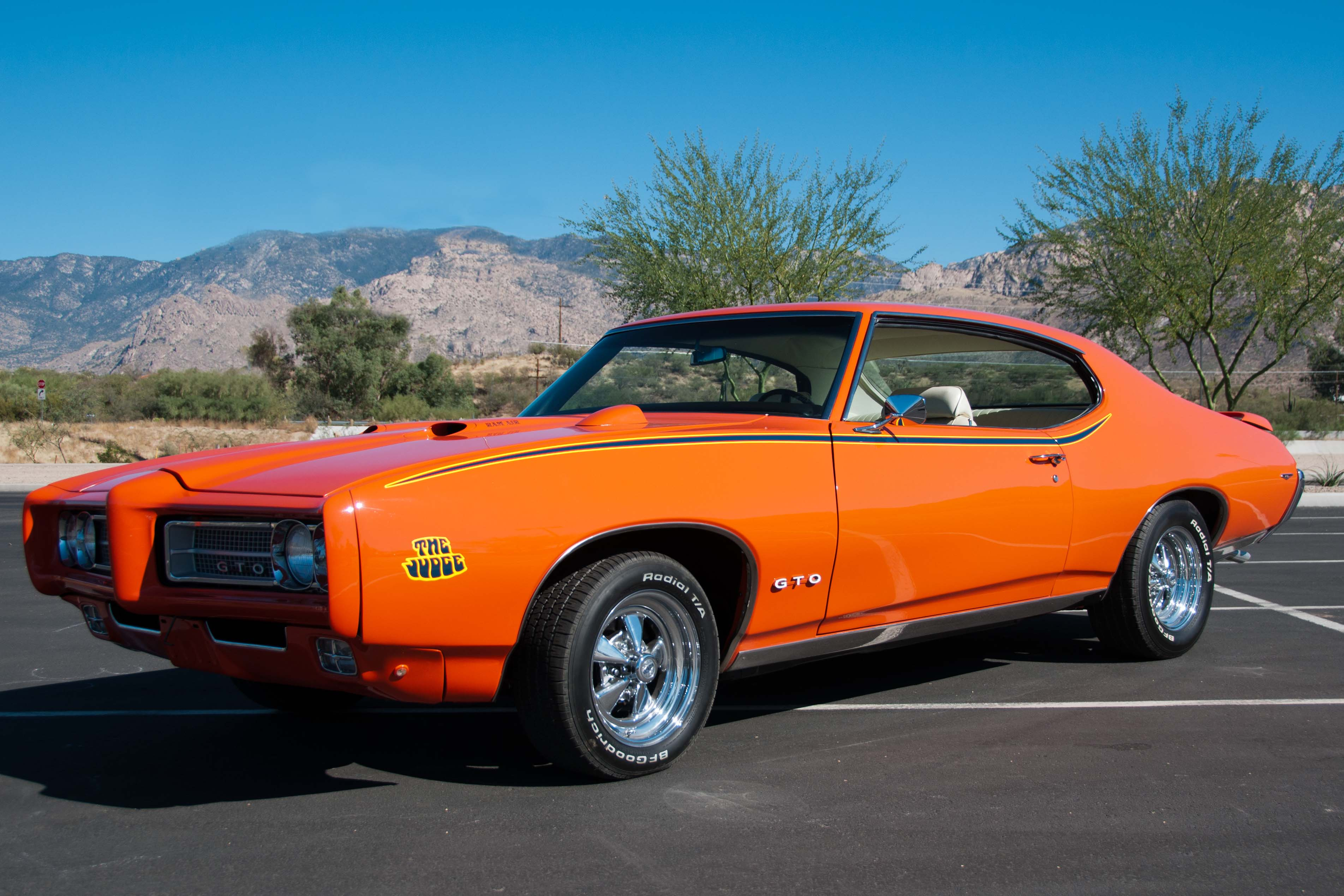 Pontiac Gto Wallpapers Pictures Images