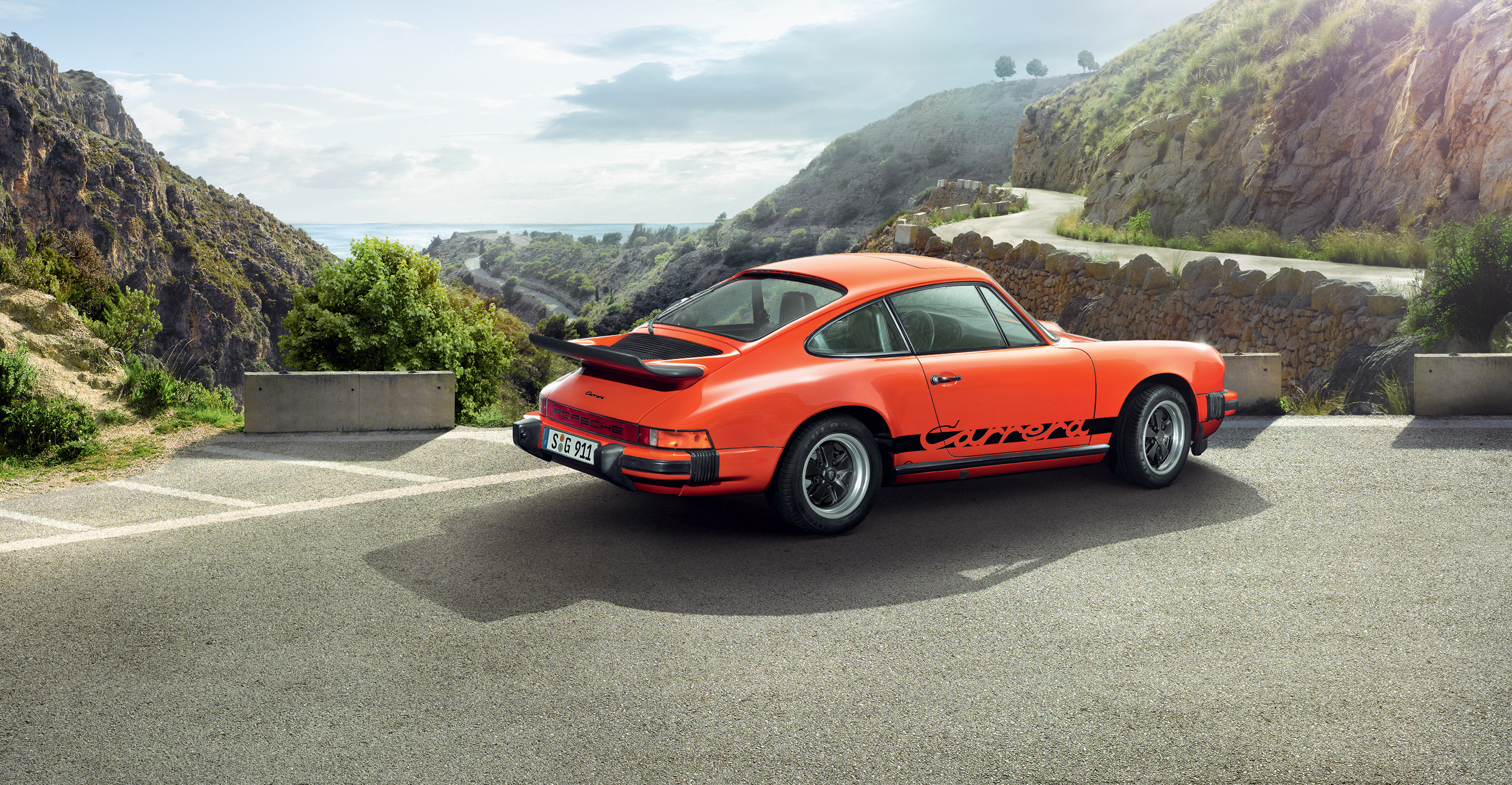 Porsche 911 Carrera Wallpaper
