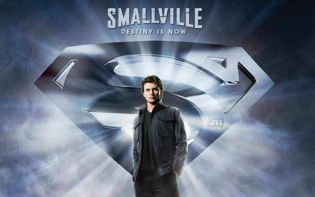 Smallville Widescreen Wallpaper