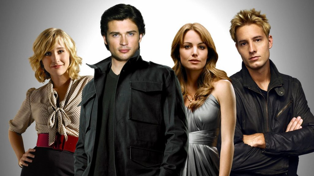 Smallville Full HD Wallpaper