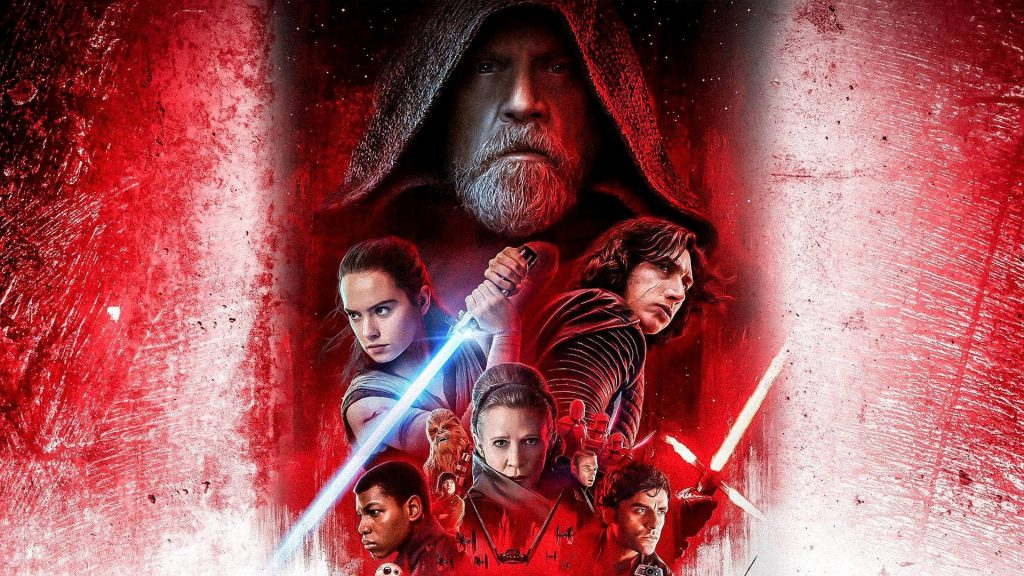 Star Wars: The Last Jedi Full HD Wallpaper