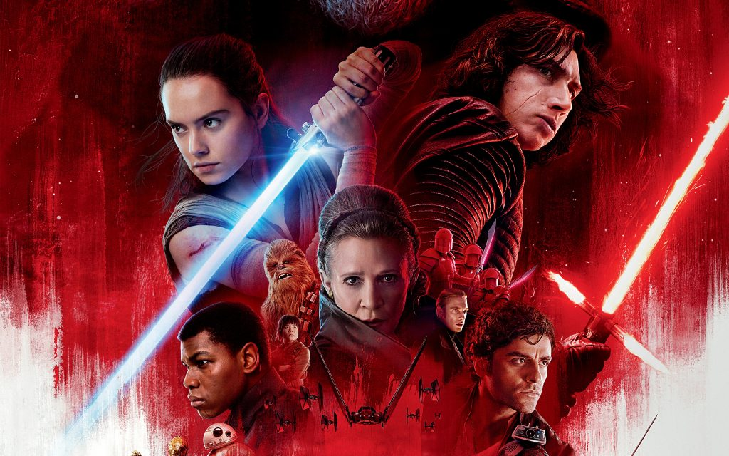 Star Wars: The Last Jedi 4K Ultra HD Wallpaper