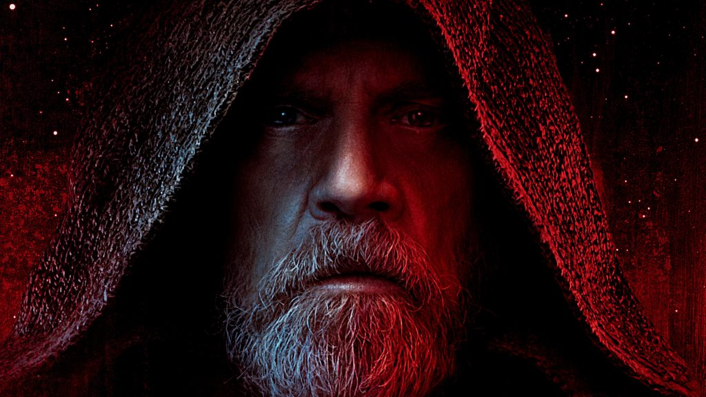Star Wars: The Last Jedi 4K UHD Wallpaper
