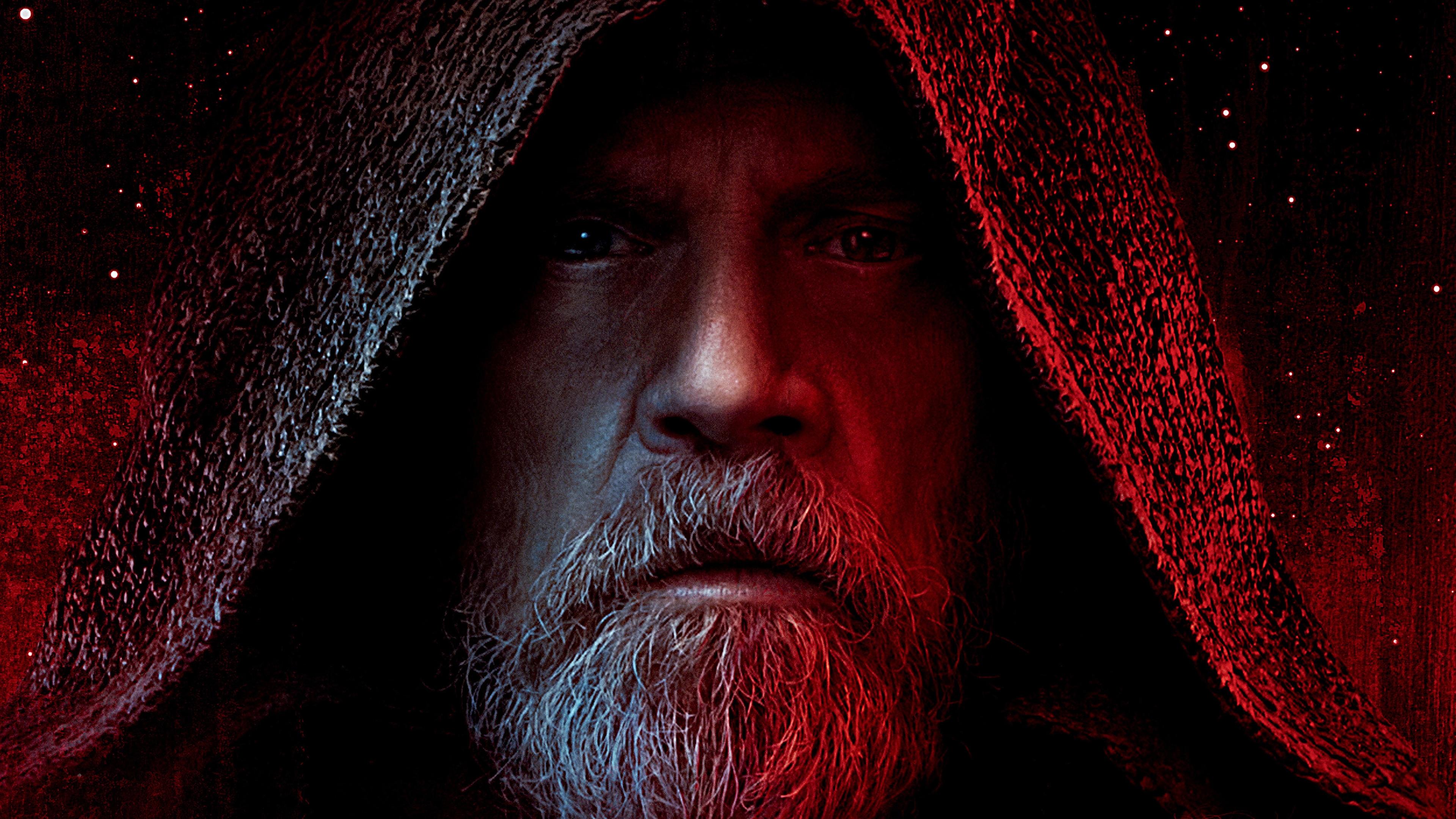 Star Wars The Last Jedi 4K UHD Wallpaper
