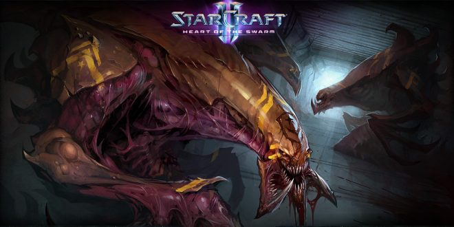StarCraft II: Heart Of The Swarm Backgrounds