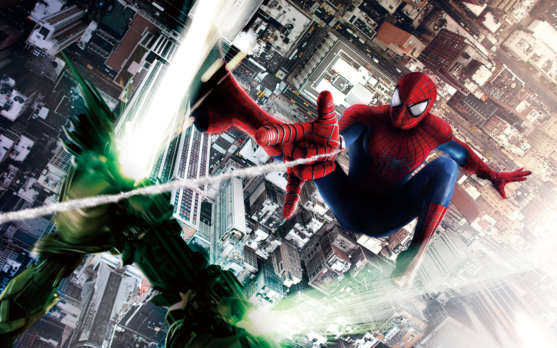 The Amazing Spider Man x Wallpaper  The Amazing Spiderman