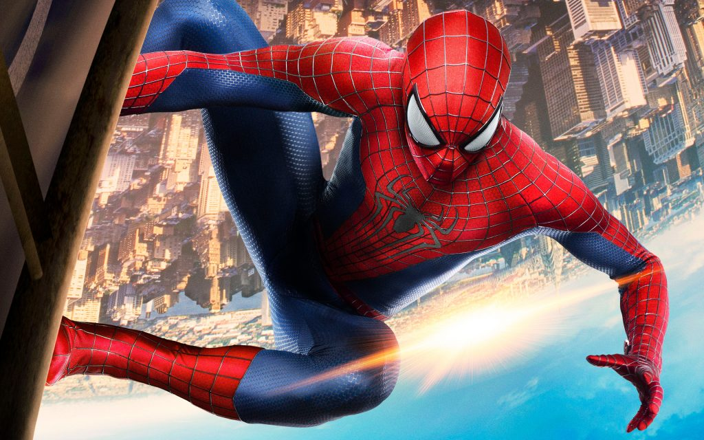 The Amazing Spider-Man 2 Widescreen Wallpaper