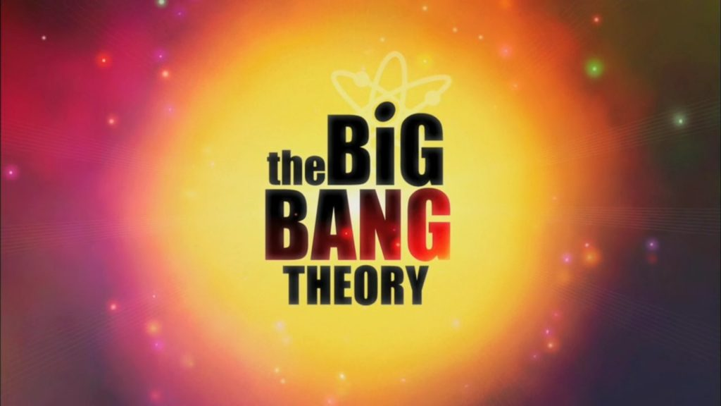 The Big Bang Theory Full HD Wallpaper