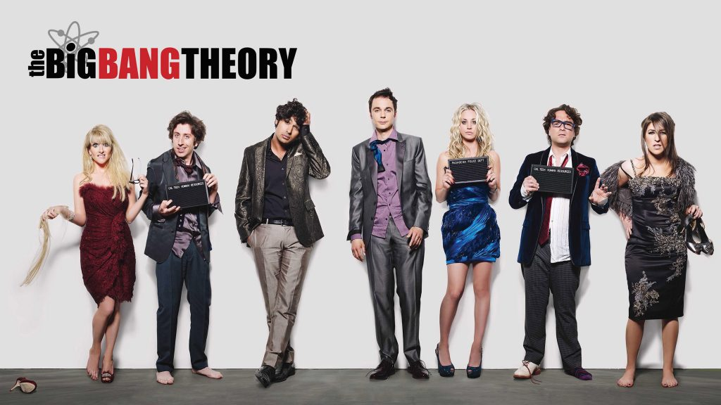 The Big Bang Theory 4K UHD Wallpaper