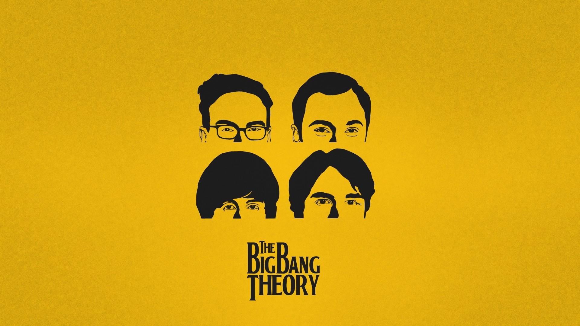 The Big Bang Theory Full HD Wallpaper
