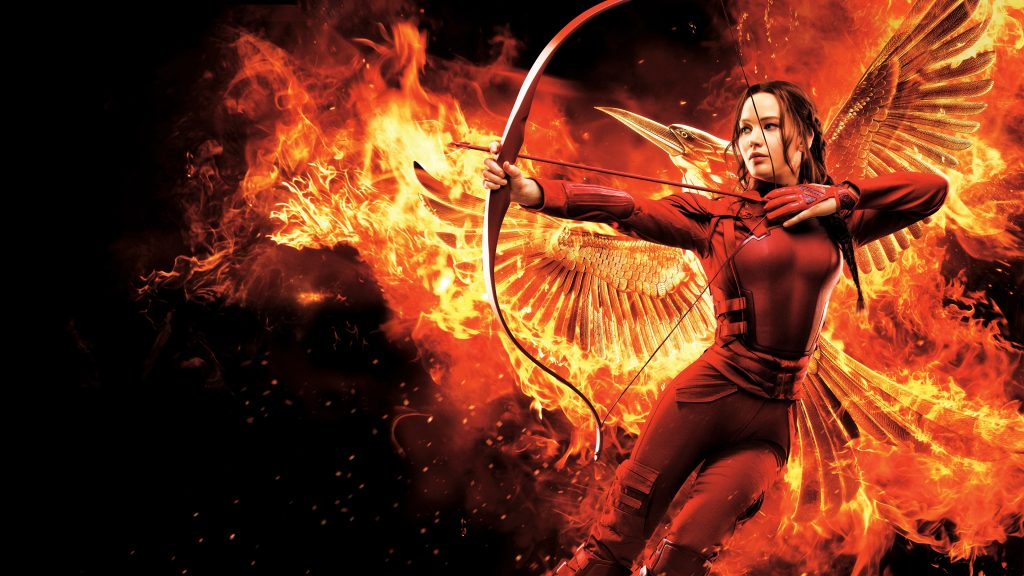 The Hunger Games: Mockingjay - Part 2 4K UHD Background