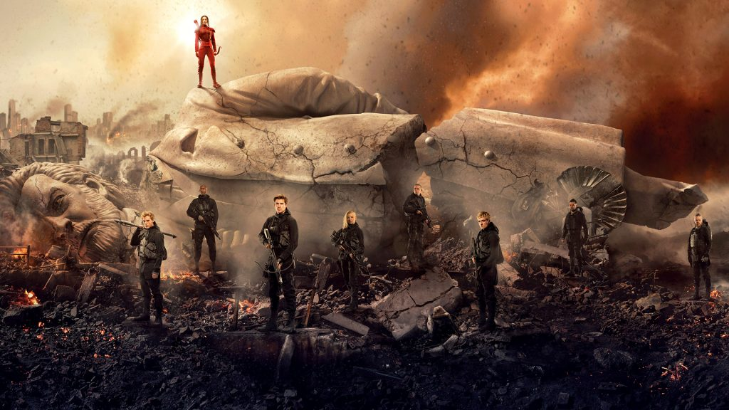 The Hunger Games: Mockingjay - Part 2 Full HD Background
