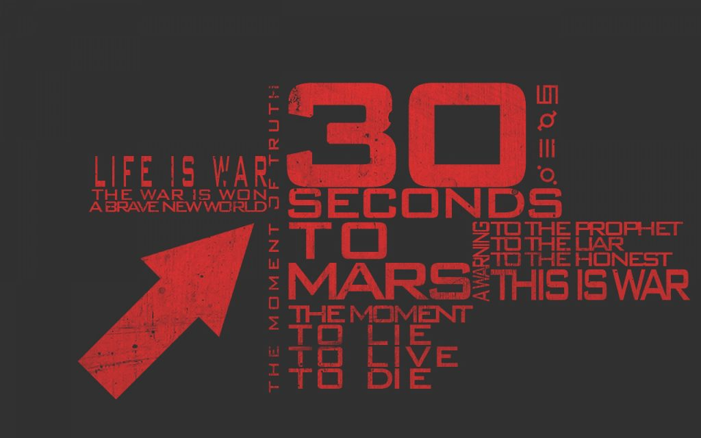 Thirty Seconds To Mars 4K Ultra HD Wallpaper