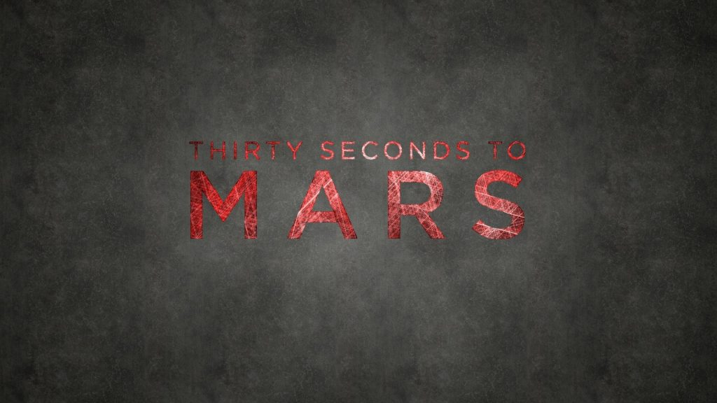 Thirty Seconds To Mars Full HD Wallpaper