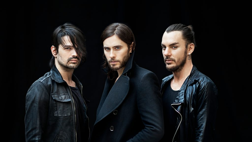 Thirty Seconds To Mars 4K UHD Wallpaper