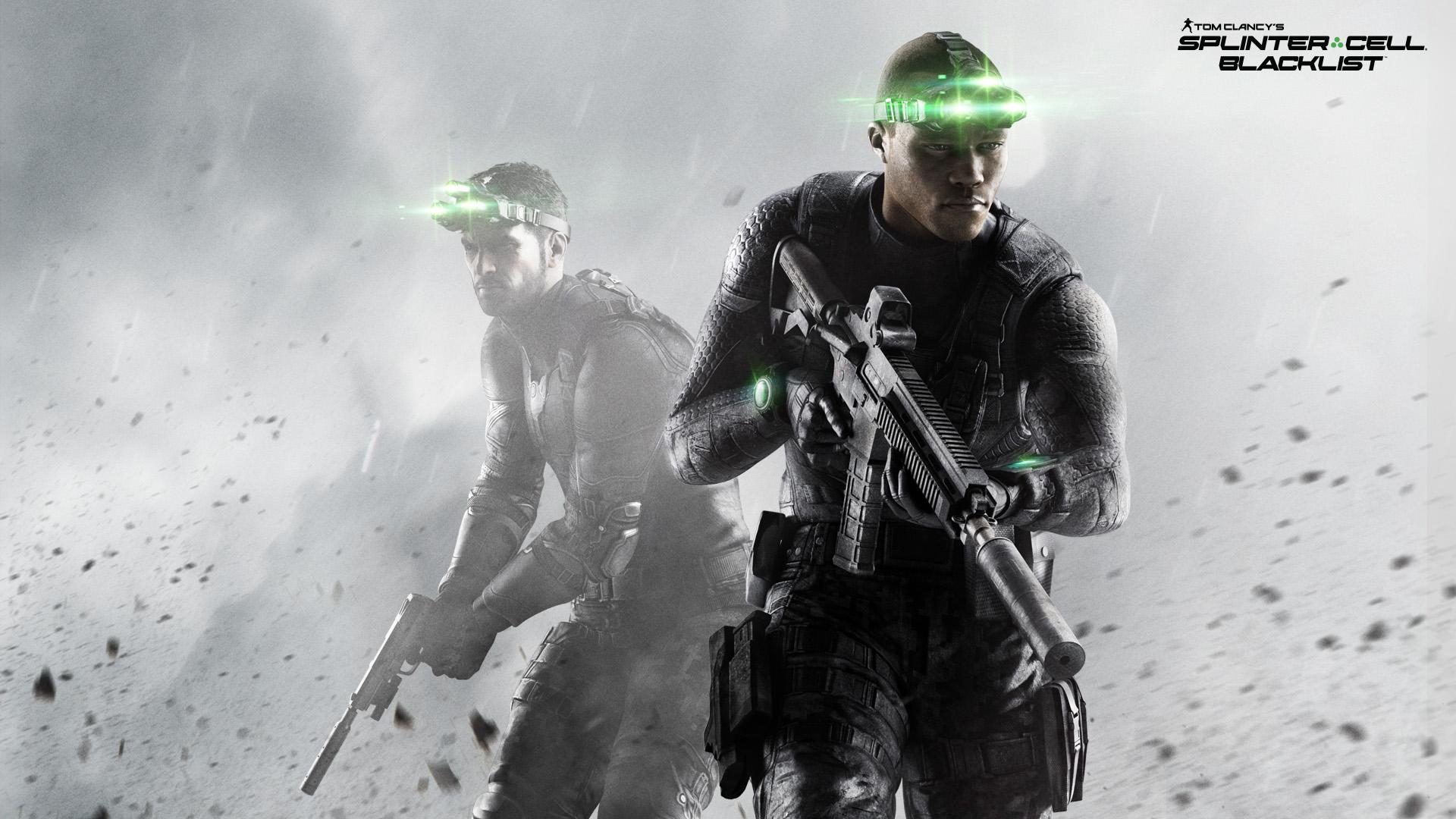 Tom Clancys Splinter Cell Blacklist Full HD Wallpaper