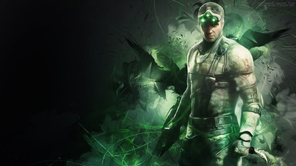 Tom Clancy's Splinter Cell: Blacklist Full HD Wallpaper