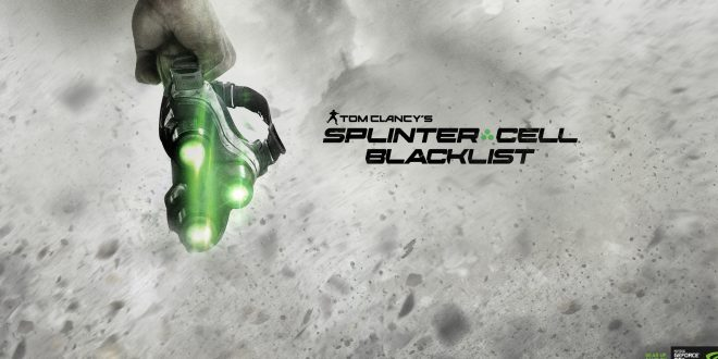 Tom Clancy's Splinter Cell: Blacklist Wallpapers