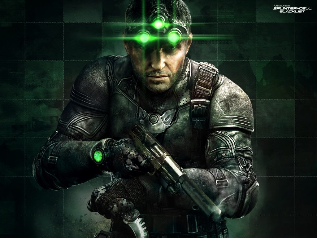 Tom Clancy's Splinter Cell: Blacklist Wallpaper