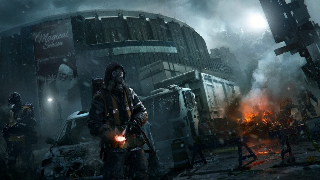 Tom Clancy's The Division Full HD Wallpaper
