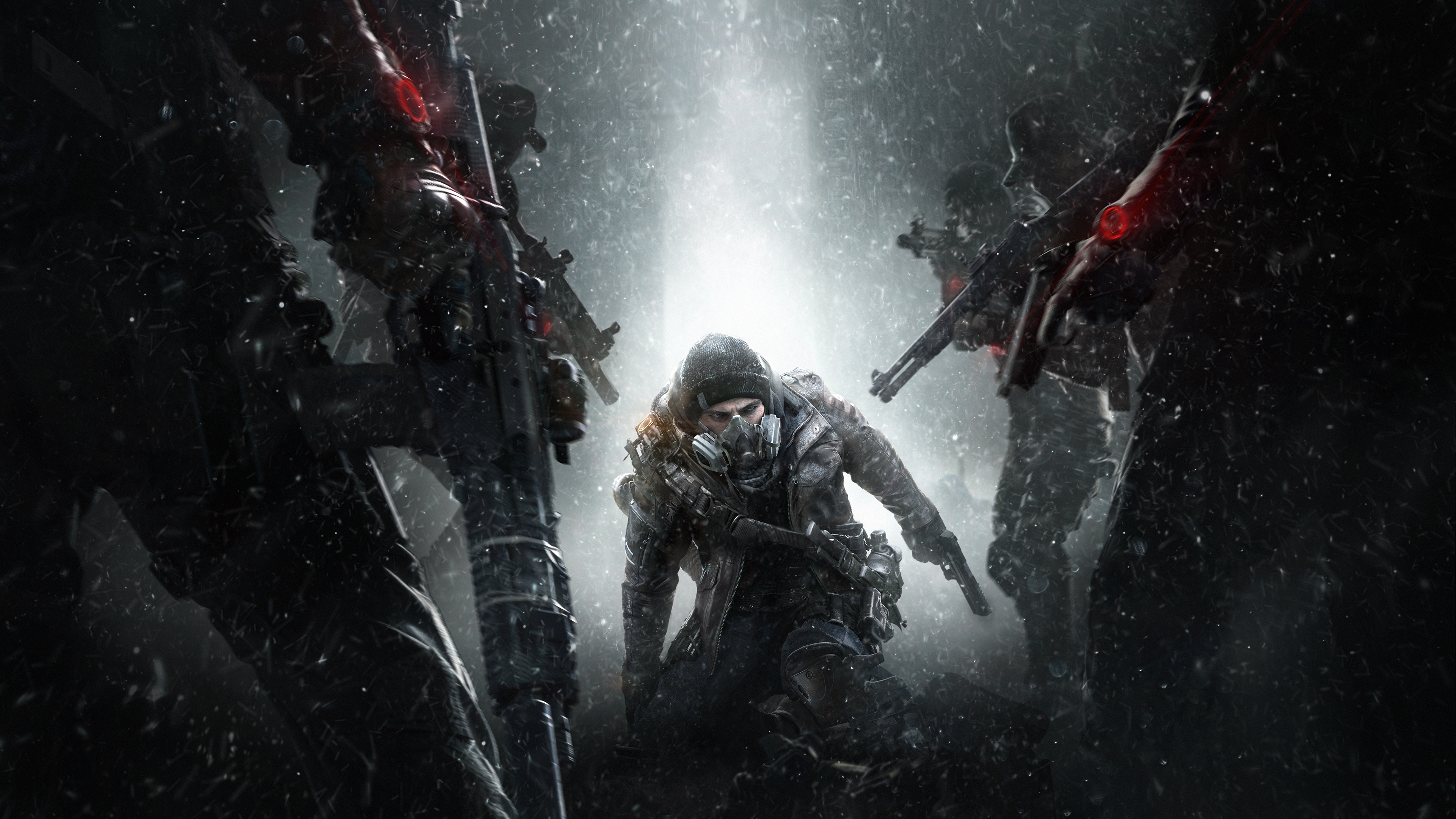 Tom Clancy's The Division Wallpapers, Pictures, Images