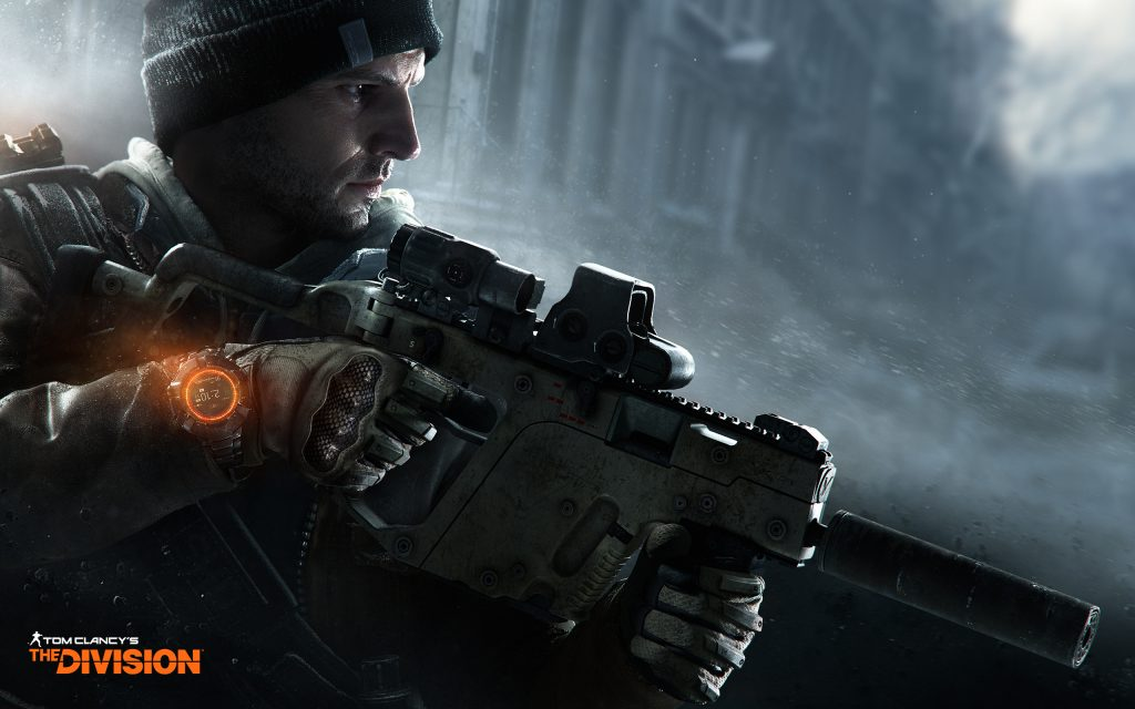 Tom Clancy's The Division Widescreen Wallpaper