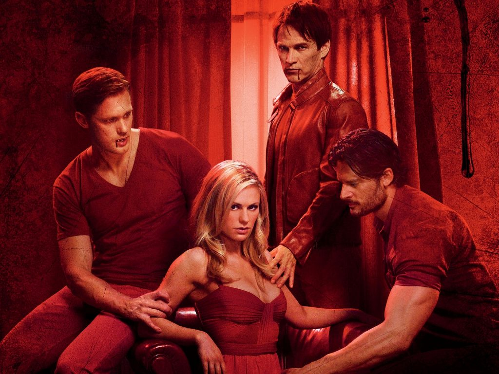 True Blood Background