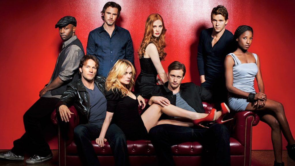 True Blood Full HD Background