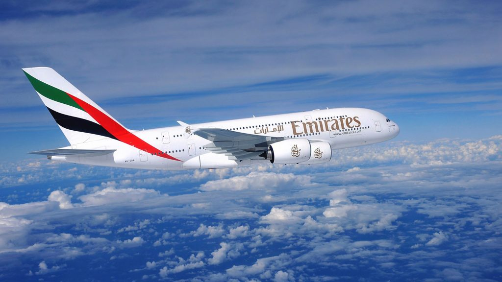 Airbus A380 4K UHD Wallpaper
