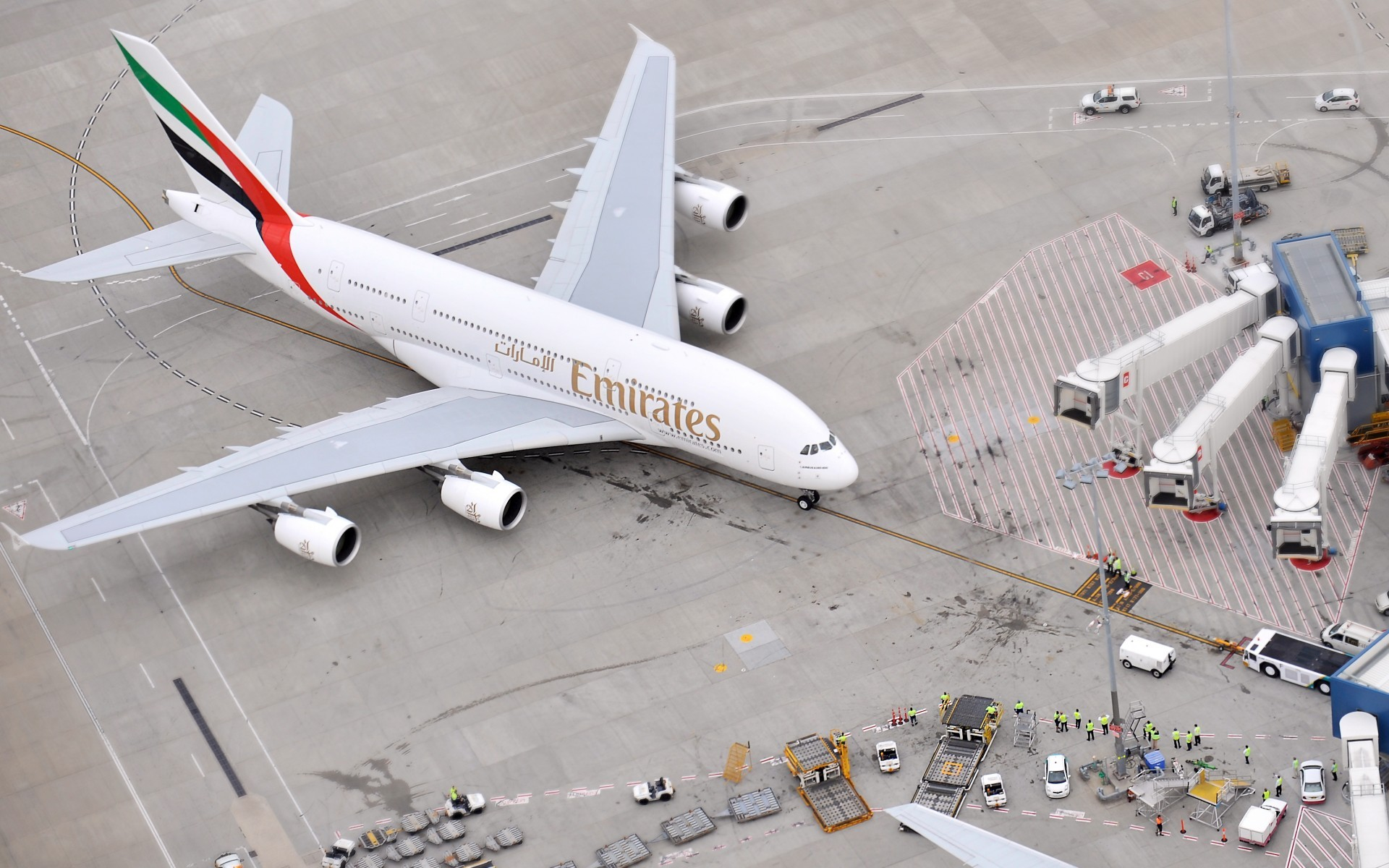 Airbus A380 Wallpapers, Pictures, Images