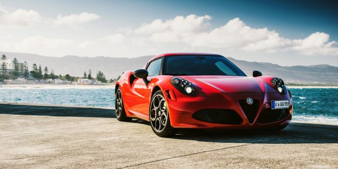 Alfa Romeo 4C Wallpapers