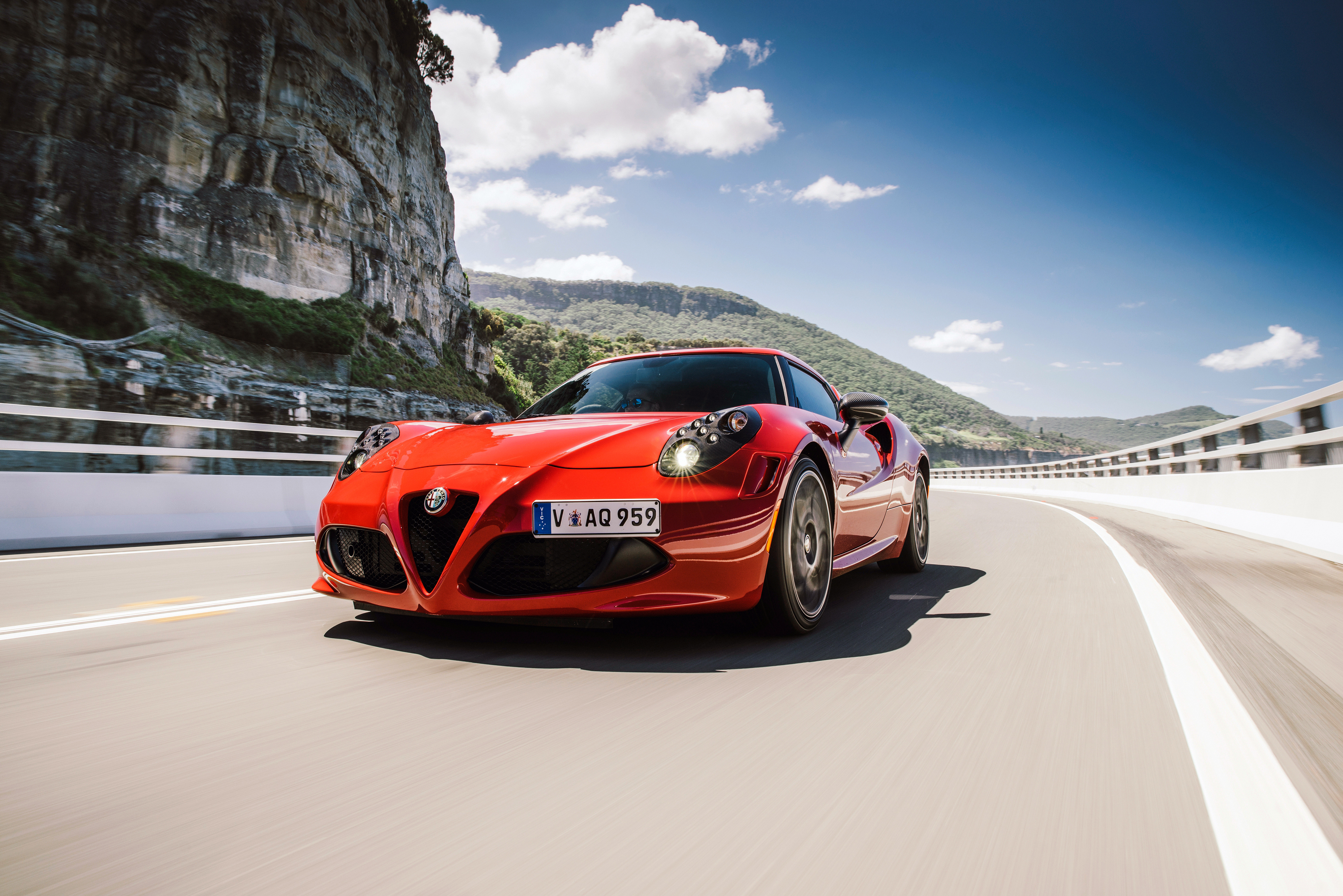 Alfa Romeo 4C Wallpapers, Pictures, Images