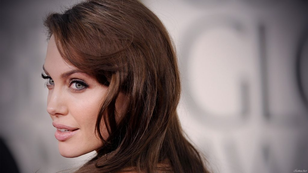 Angelina Jolie HD Full HD Wallpaper