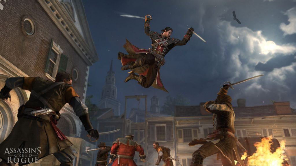 Assassin's Creed: Rogue Full HD Wallpaper