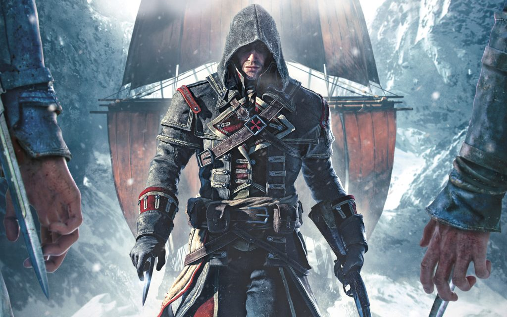 Assassin's Creed: Rogue Widescreen Wallpaper