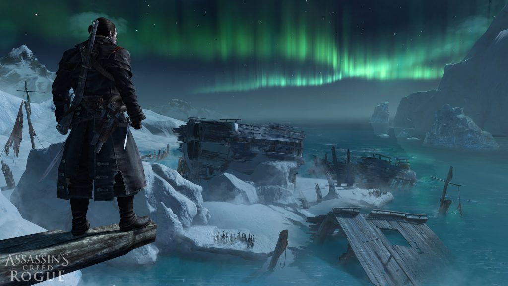 Assassin's Creed: Rogue 4K UHD Wallpaper