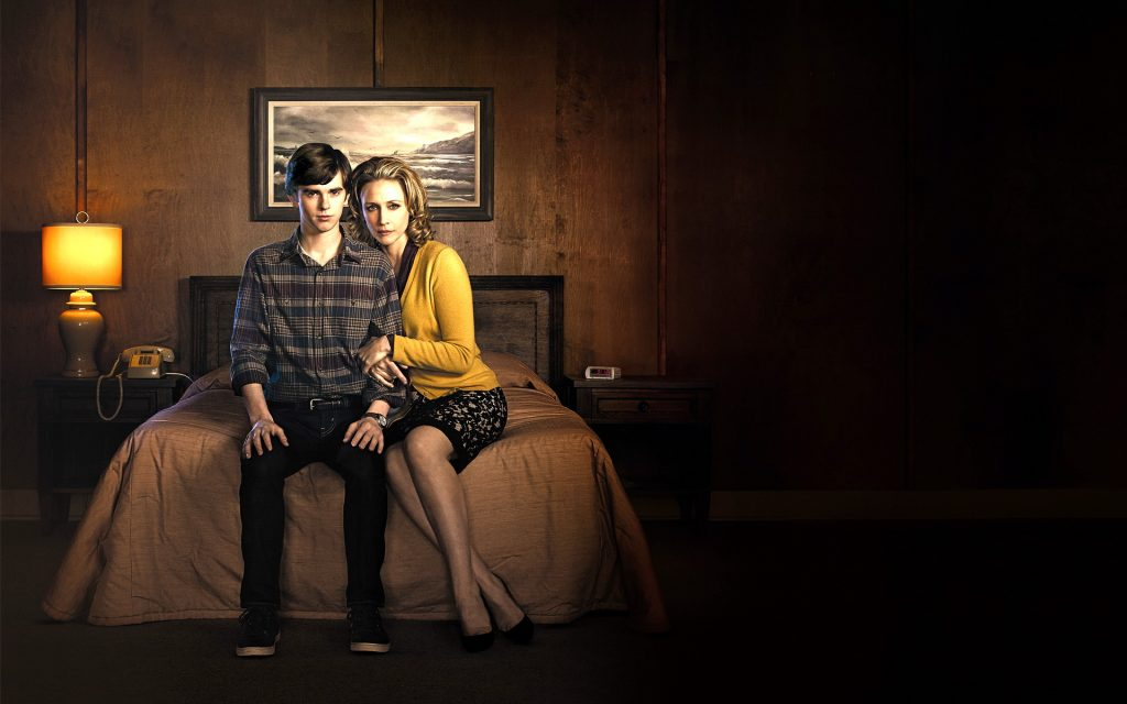 Bates Motel Widescreen Wallpaper