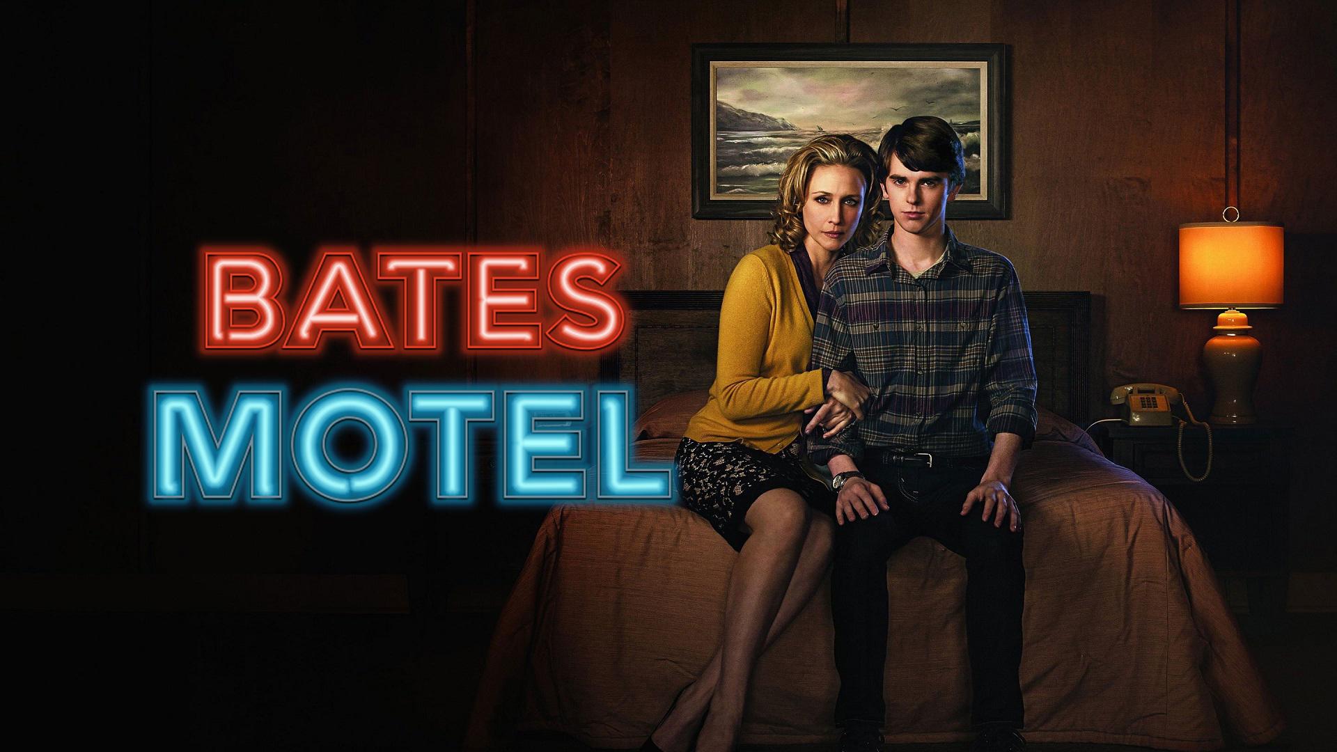 Bates Motel Full HD Wallpaper