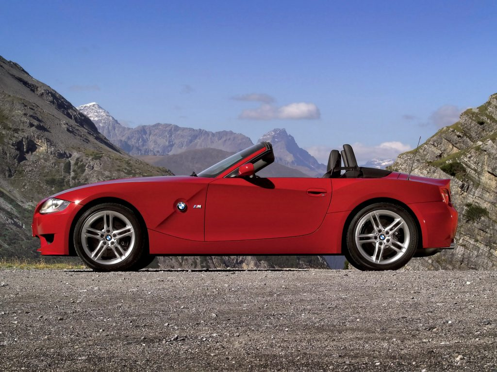 BMW Z4 Wallpaper