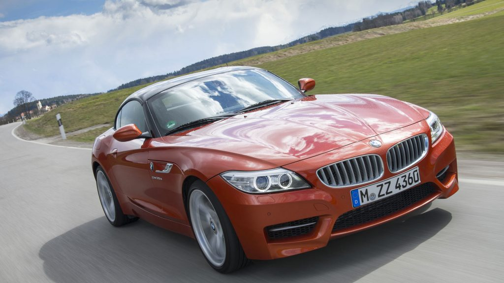 BMW Z4 Full HD Wallpaper