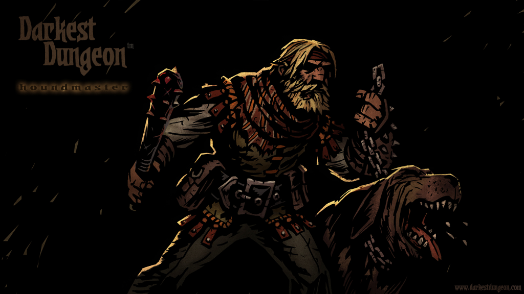 Darkest Dungeon Full HD Wallpaper
