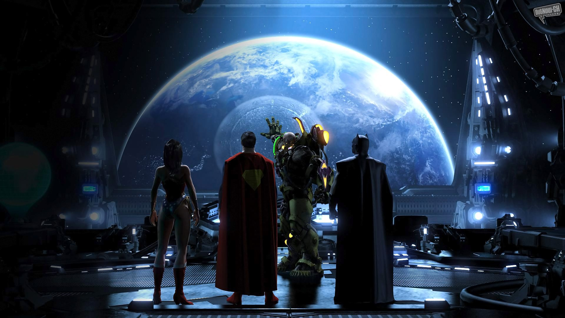 dc universe online wallpapers, pictures, images