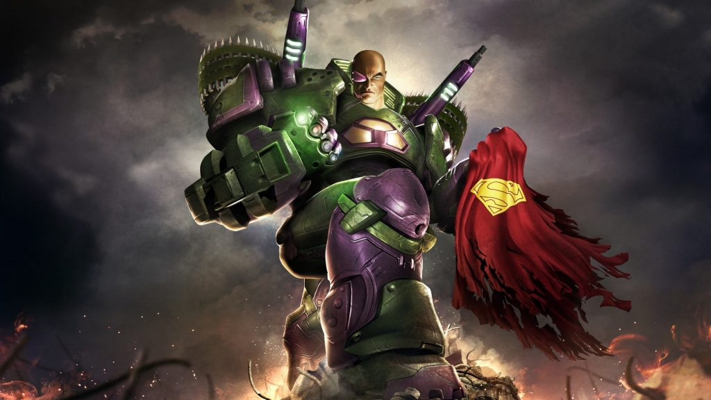 DC Universe Online Full HD Wallpaper