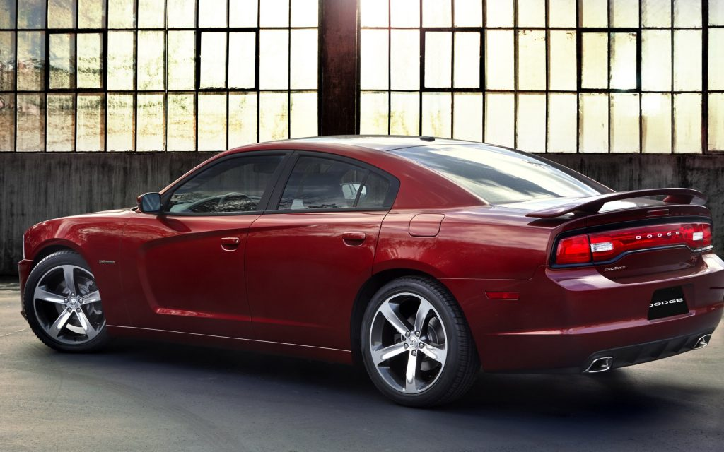 Dodge Charger Widescreen Wallpaper